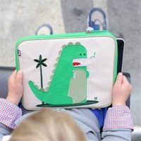 iPad cover med dinosaurus
